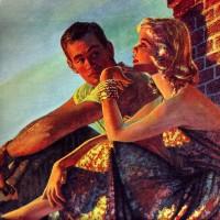 Edwin Georgi for English Woman Magazine 1958