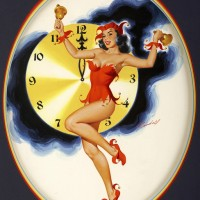 Make TMake Those New Year's Goals (art:Bill Randalph Midnight Hour)