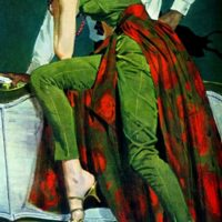 17_Have It All Robert McGinnis Saturday Evening Post 1950